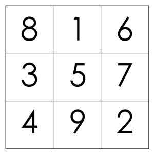 3x3-Magic-Square