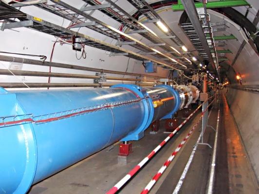 CERN_LHC_Tunnel1