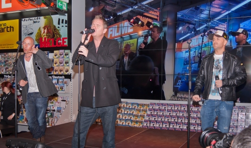 East 17 - Promotour in Cologne