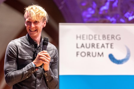 7th Heidelberg Laureate Forum