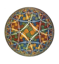 Circle limit III, 1959
